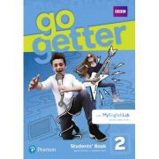 GoGetter 2 Student Book with MyEnglishLab - Jayne Croxford, Graham Fruen