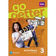 GoGetter 3 ActiveTeach - Sandy Zervas, Catherine Bright, Jennifer Heath