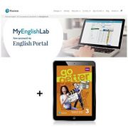 GoGetter 3 Student eBook with MyEnglishLab - Sandy Zervas, Catherine Bright