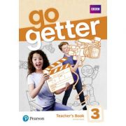 GoGetter 3 Teacher's Book with MyEnglishLab + Extra Online Homework - Jennifer Heath