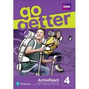 GoGetter 4 ActiveTeach - Jayne Croxford, Graham Fruen