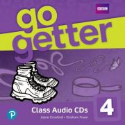 GoGetter 4 Class Audio CDs - Sandy Zervas, Catherine Bright
