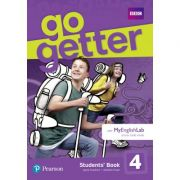 GoGetter 4 Student Book with MyEnglishLab - Jayne Croxford, Graham Fruen