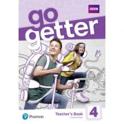 GoGetter 4 Teacher's Book with MyEnglishLab + Extra Online Homework - Sandy Zervas, Catherine Bright
