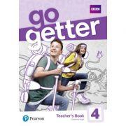 GoGetter 4 Teacher's Book with MyEnglishLab + Extra Online Homework - Sandy Zervas, Catherine Bright