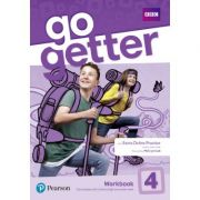 GoGetter 4 Workbook with Extra Online Practice - Sandy Zervas, Catherine Bright