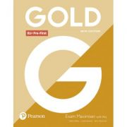 Gold B1+ Pre-First Exam Maximiser with Key, 2nd Edition - Helen Chilton, Lynda Edwards, Jacky Newbrook