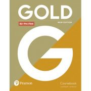 Gold B1+ Pre-First Student Book, 2nd Edition - Lynda Edwards, Jon Naunton