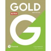 Gold B2 First Student Book, 6th Edition - Jan Bell, Amanda Thomas