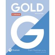 Gold C1 Advanced Exam Maximiser with Key, 2nd Edition - Lynda Edwards, Jacky Newbrook