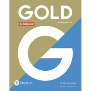 Gold C1 Advanced Student Book, 2nd Edition - Sally Burgess, Amanda Thomas