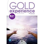 Gold Experience B2+ Teacher's Book with Online Practice and Presentation Tool, 2nd Edition - Genevieve White