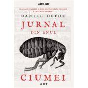Jurnal din Anul Ciumei - Daniel Defoe