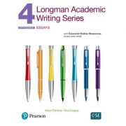 Longman Academic Writing Series 4. Essays with Essential Online Resources, 5th Edition - Alice Oshima, Ann Hogue