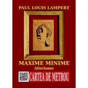 Maxime minime - Paul Louis Lampert
