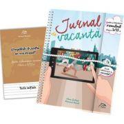 Jurnal de vacanta, Limba si literatura romana, clasa a VII-a, 2018
