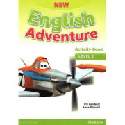 New English Adventure 1 Activity Book + Song CD Pack - Viv Lambert, Anne Worrall