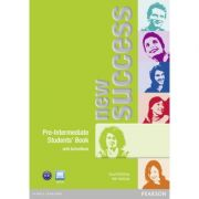 New Success Pre-Intermediate Students' Book - Stuart McKinlay, Bob Hastings