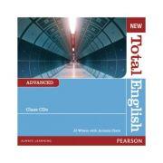 New Total English Advanced Class Audio CD, 2nd Edition - Araminta Crace