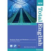 New Total English Elementary Flexi Course Book 1 - Diane Hall, Mark Foley