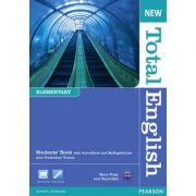 New Total English Elementary Students' Book with Active Book and MyLab Pack - Mark Foley, Diane Hall
