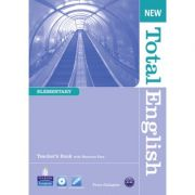 New Total English Elementary Teacher's Book and Teacher's Resource CD Pack - Fiona Gallagher