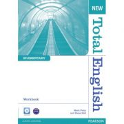 New Total English Elementary Workbook without Key and Audio CD Pack - Mark Foley, Diane Hall