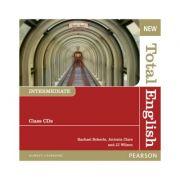 New Total English Intermediate Class Audio CD - Rachael Roberts