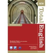 New Total English Intermediate Students' Book with Active Book Pack - Rachael Roberts, Antonia Clare, J. J. Wilson