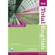 New Total English Pre-Intermediate Active Teach - Araminta Crace, Richard Acklam