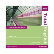 New Total English Pre-Intermediate Class Audio CD - Araminta Crace