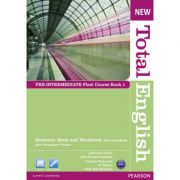 New Total English Pre-Intermediate Flexi Course Book 1 - Araminta Crace, Richard Acklam, Antonia Clare, J. J. Wilson, Will Moreton
