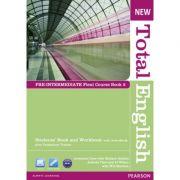 New Total English Pre-Intermediate Flexi Course Book 2, 2nd Edition - Araminta Crace, Richard Acklam, Antonia Clare, J. J. Wilson, Will Moreton