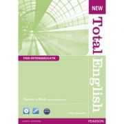 New Total English Pre-intermediate Teacher's Book - Diane Naughton