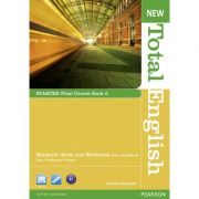 New Total English Starter Flexi Course Book 2 - Jonathan Bygrave