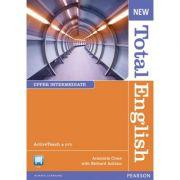 New Total English Upper Intermediate Active Teach - Araminta Crace, Richard Acklam