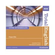 New Total English Upper Intermediate Class Audio CD - Araminta Crace, Richard Acklam
