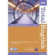 New Total English Upper Intermediate Flexi Course Book 1 - Araminta Crace, Richard Acklam, Mark Foley