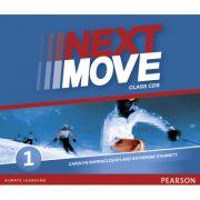 Next Move Level 1 Class Audio CDs