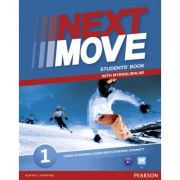 Next Move Level 1 Students' Book with MyLab - Carolyn Barraclough, Katherine Stannett