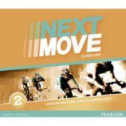 Next Move Level 2 Class Audio CDs - Carolyn Barraclough, Jayne Wildman