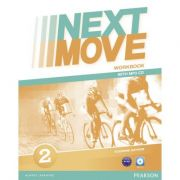 Next Move Level 2 Workbook with Audio CD - Suzanne Gaynor