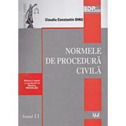 Normele de procedura civila - Claudiu Constantin Dinu