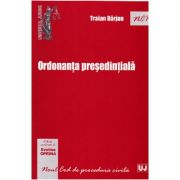 Ordonanta presedintiala - Evelina Oprina, Traian Darjan