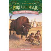 Pe urmele indienilor. Portalul Magic nr. 18 - Mary Pope Osborne