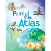 Primul meu atlas (Usborne) - Usborne Books