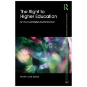 Right to Higher Education - Penny Jane Burke