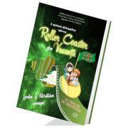 5 misiuni distractive intr-un Roller Coaster de Vacanta Limba si literatura romana Clasa a VII-a caiet de vacanta - Madalina-Ioana Ifrim