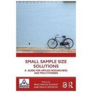 Small Sample Size Solutions (Open Access) - Rens van de Schoot, Milica Miocevic