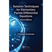 Solution Techniques for Elementary Partial Differential Equa - Christian Constanda